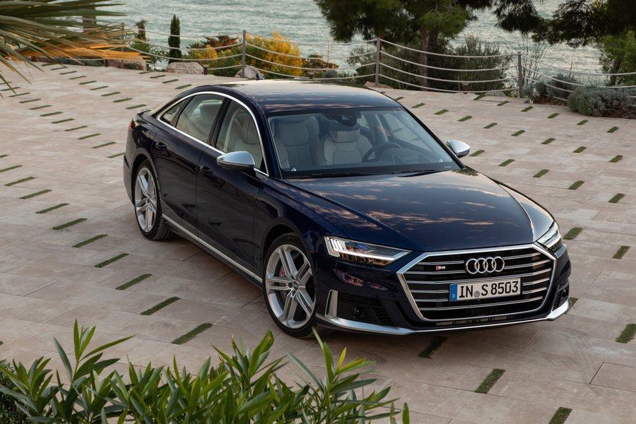 Audi S8 Credit Audi AG