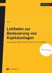 LeitfadenBesteuerungKA c LexisNexis 211x300
