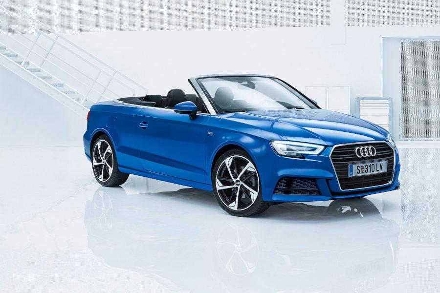 Audi A3 Cabriolet Credit Audi