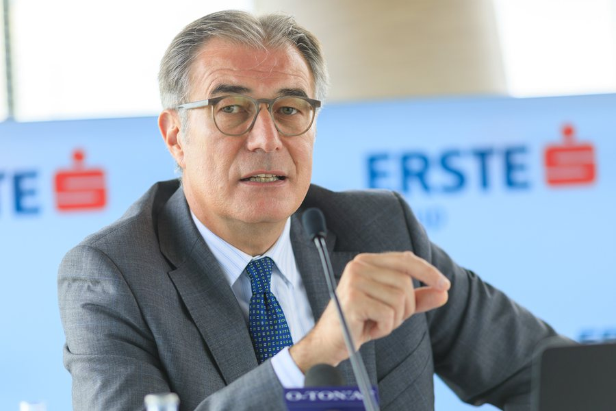 Fritz Mostböck Credit Erste Bank Daniel Hinterramskogler