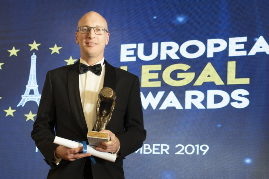 Stefan Huber Credit Cerha Hempel European Legal Awards
