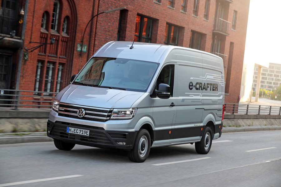 VW e Crafter Credit VW 2