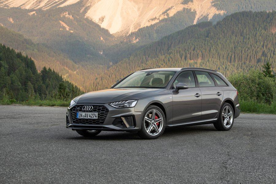Audi A4 Avant Credit Audi