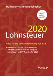 Lohnsteuer 2020 c Manz 212x300
