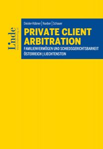 Private Client Arbitration c Linde 207x300