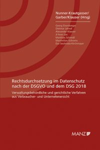 Rechtsdurchsetzung DSGVO c Manz 200x300