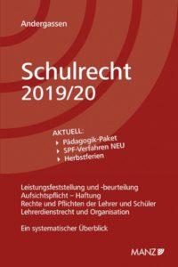 Schulrecht c Manz 200x300