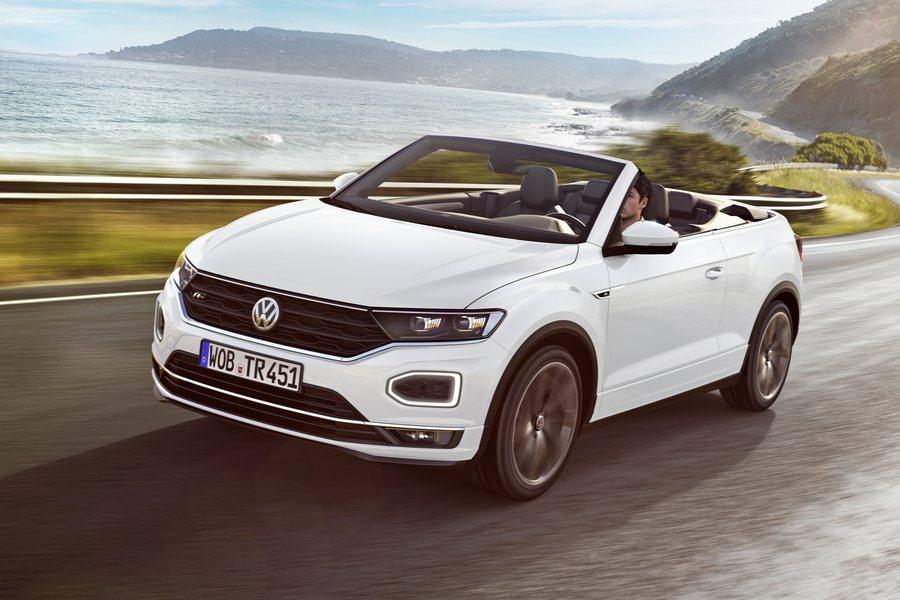 T Roc Cabrio Credit VW