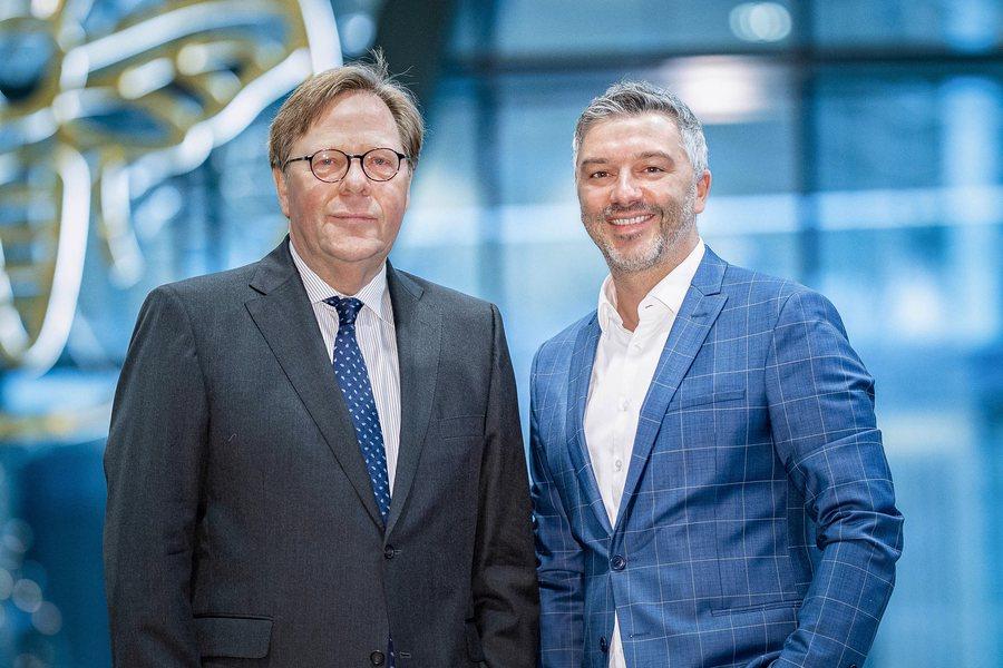 Willibald Cernko Wolfgang Stockner Credit Erste Bank Daniel Hinterramskogler