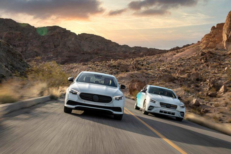 Was die neue Mercedes E-Klasse 2020 bieten wird ...