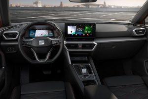 SEAT Leon interior Credit SEAT 300x200