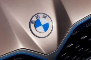 BMW Concept i4 Logo Credit BMW Group 300x200