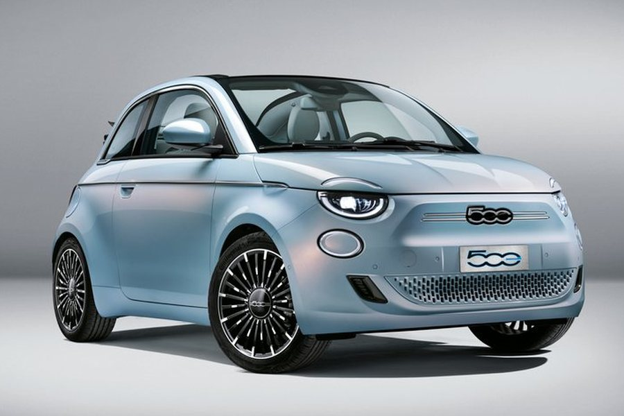 Fiat 500 Front Credit Fiat Chrysler Automobiles Maxsararotto