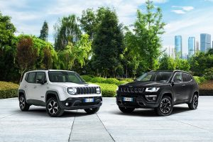 Jeep Compass und Renegade First Edition Credit Jeep FCA 300x200