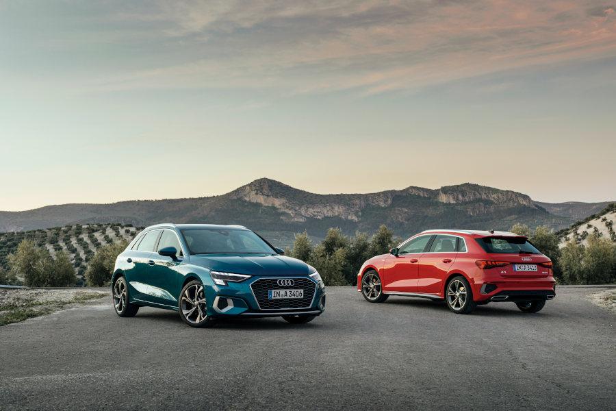 Audi A3 Sportback Credit Audi