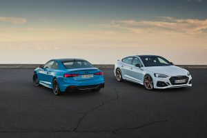 Audi RS5 Coupe und RS5 Sportback Credit Audi 300x200