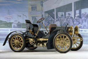 Mercedes Simplex 40 PS aus dem Jahr 1902 Credit Mercedes Benz 300x200