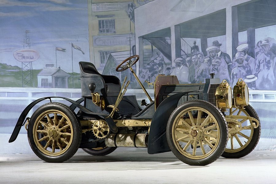 Mercedes Simplex 40 PS aus dem Jahr 1902 Credit Mercedes Benz