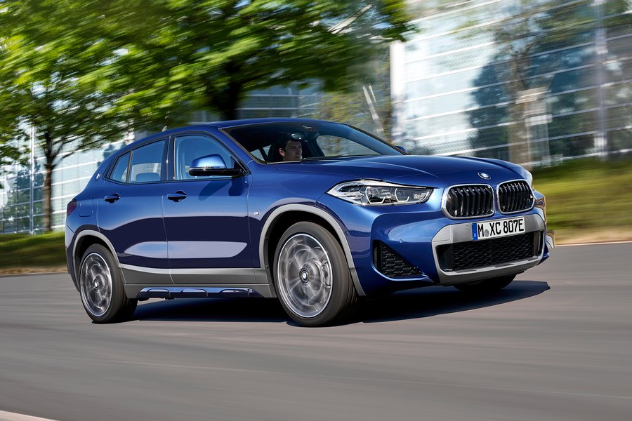 BMW X2 Credit Tom Kirkpatrick BMW AG 1