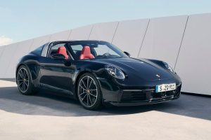 Porsche 911 Targa 4S Credit Porsche 300x200