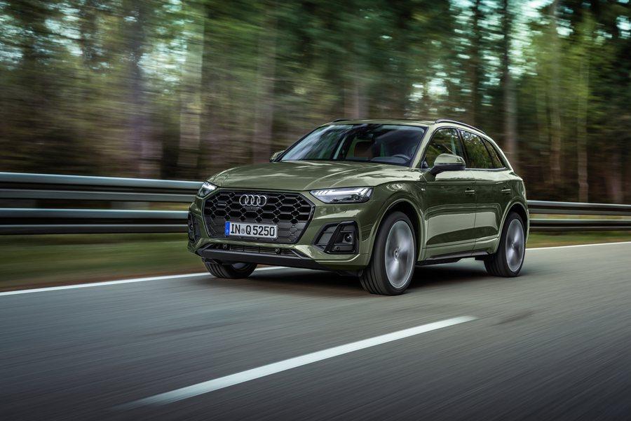 Audi Q5 2020 Credit Audi AG Sagmeister