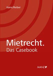 Casebook Mietrecht c Manz 212x300
