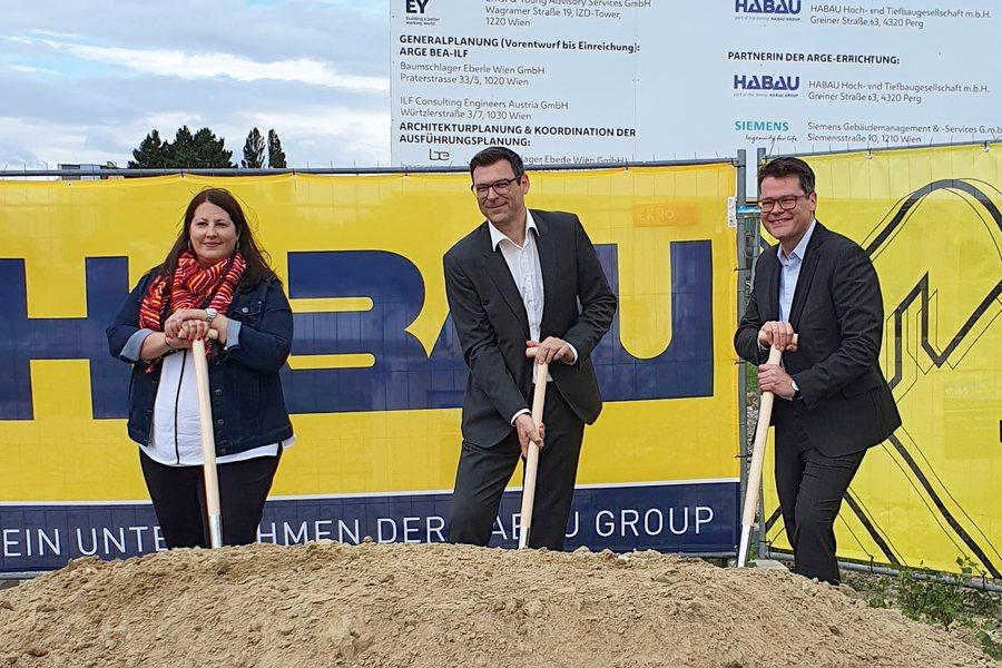 EY begleitet Bau von Wiener Bildungseinrichtungen Credit EY