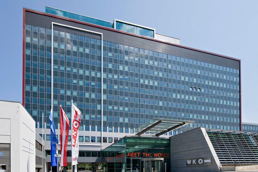 Haus der Wirtschaft WKO 4 Sujet Credit keinrath.com WKÖ