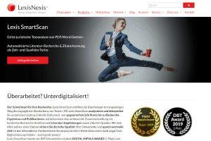 Lexis SmartScan c LexisNexis 300x200