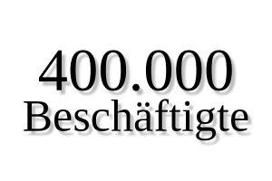 Sujet 400000 Beschäftigte Credit ejn 300x200
