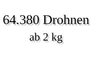 Sujet Drohnen ab 2 kg Credit ejn 300x200
