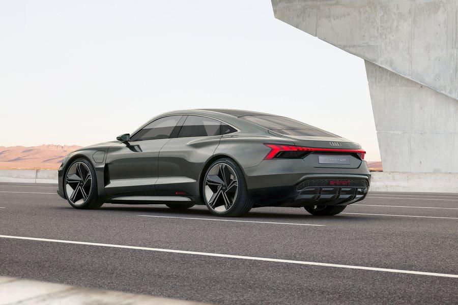 Audi e tron GT Concept Credit Audi