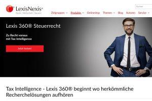 Lexis 360 c LexisNexis 300x200