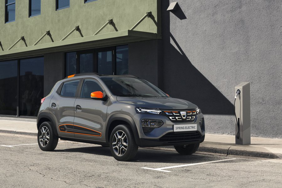 2020 Dacia SPRING Credit Renault Communications