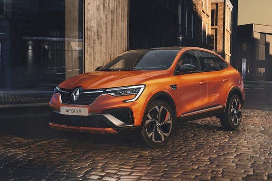 Renault Arkana 2020 Credit Renault