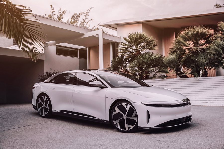 Lucid Air 09 Credit Lucid Motors