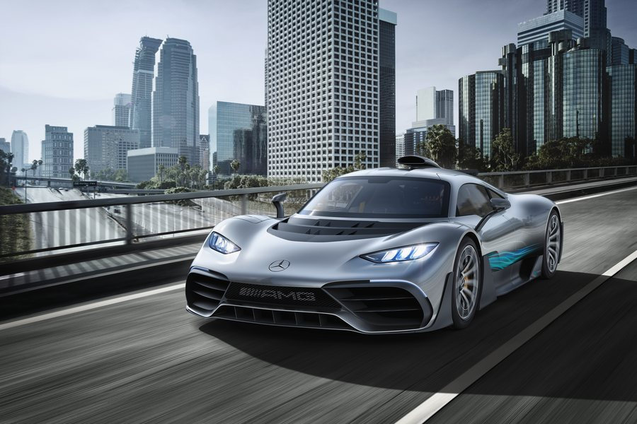 Mercedes AMG Project One Credit Daimler AG 2