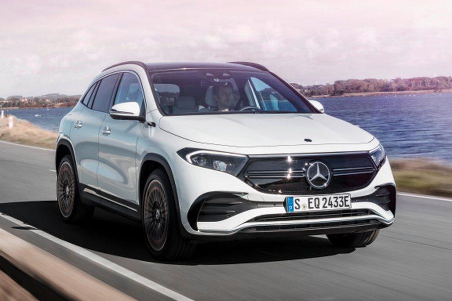 Mercedes EQA Credit Mercedes Benz AG
