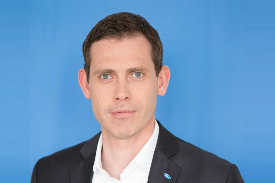 Andreas Oberascher Credit Ford Motor Company Austria GmbH