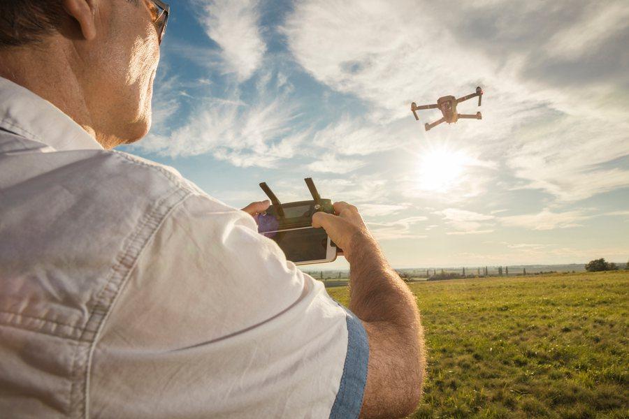 Drohne Credit OeAMTC Wurnig