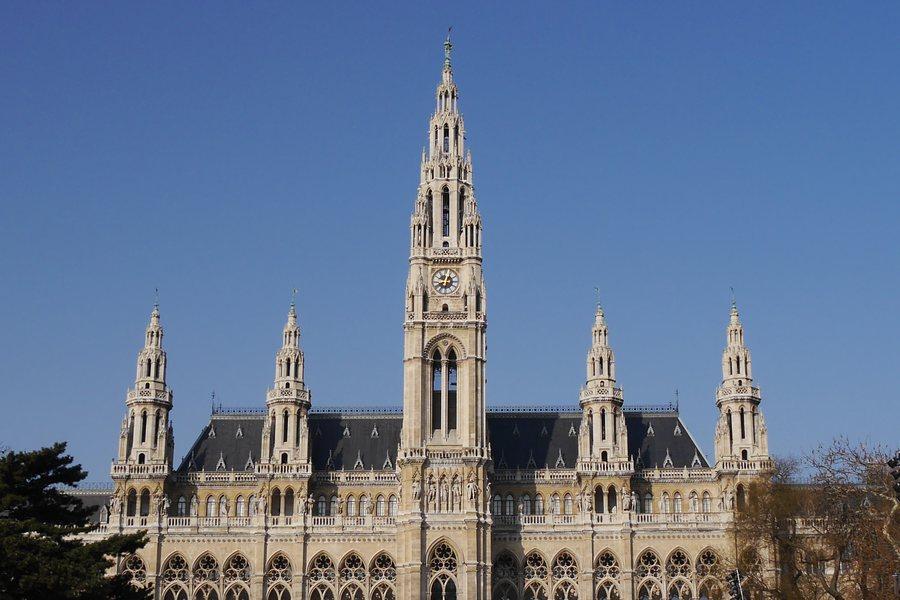 Rathaus Wien Credit ejn
