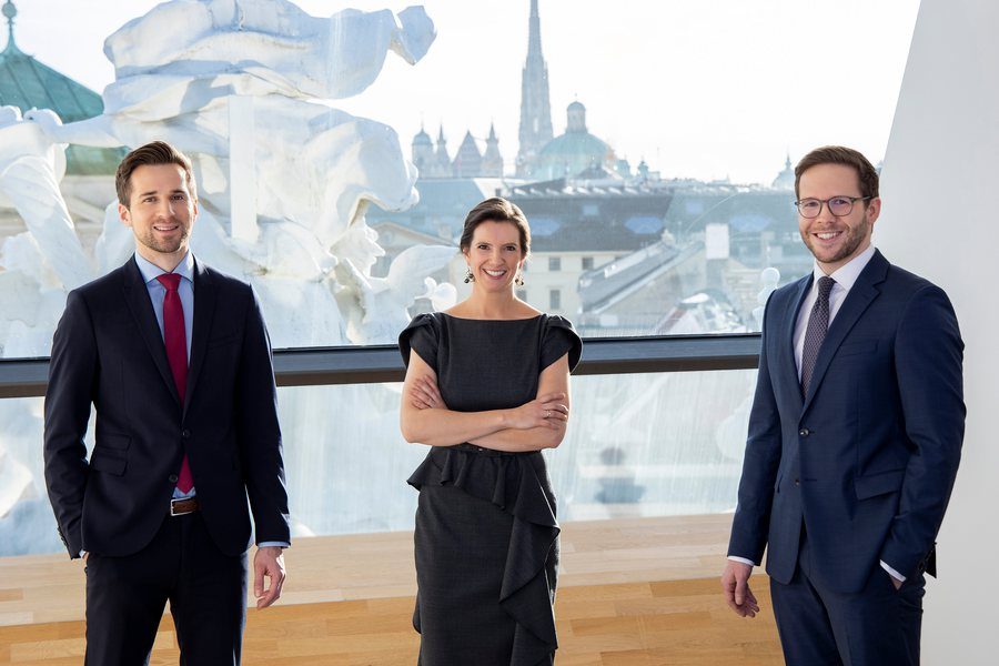 Richard Henny Friederike Hollmann Martin Barrett Credit Deloitte feelimage