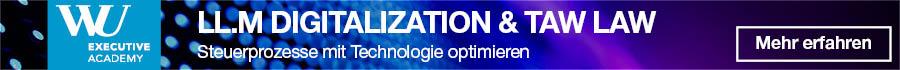 WU LL.M. Digitalization-Tax-Law