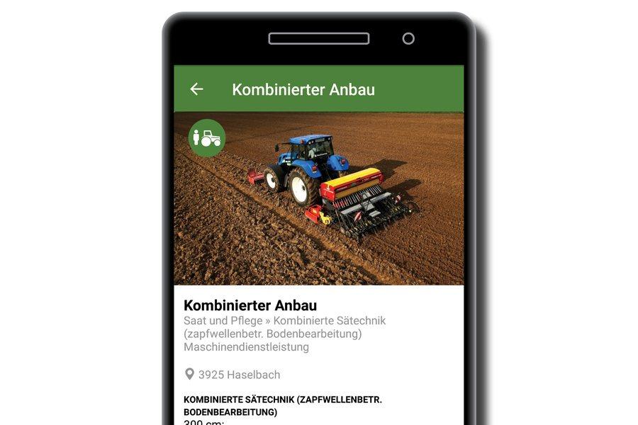 Maschinenring Teamwork App Credit Maschinenring
