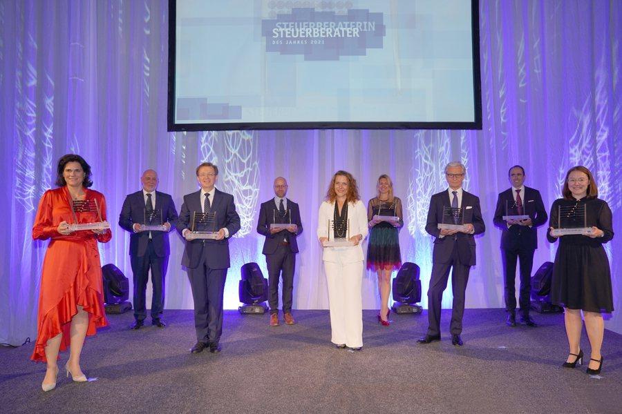 Steuerberater Award 2021 Credit IFA AG