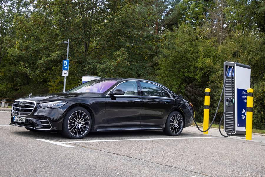 Mercedes S Klasse 2021 Credit Mercedes Benz AG