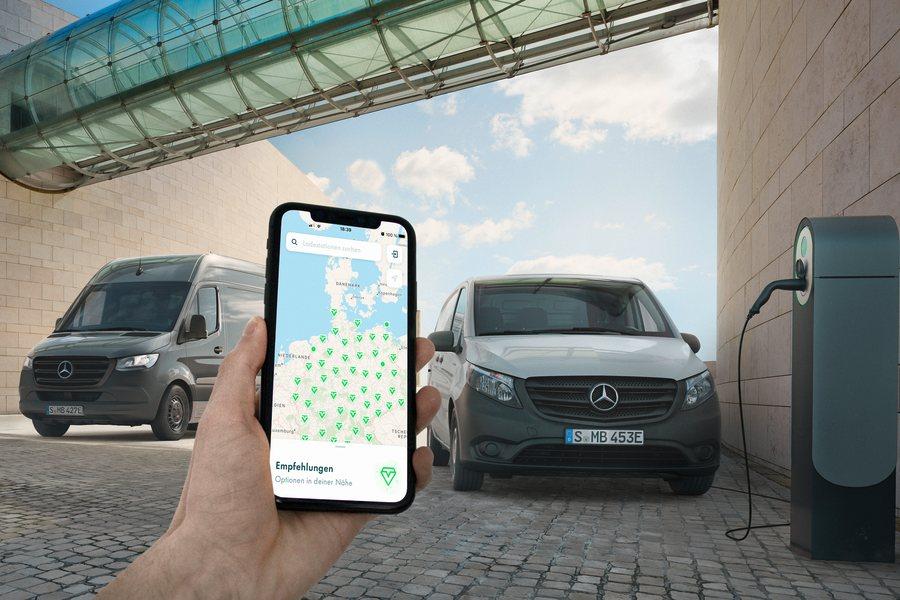 Flatrate App Credit Mercedes Benz AG