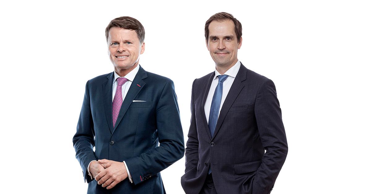 Sascha Hoedl und Sascha Schulz Credit Schoenherr