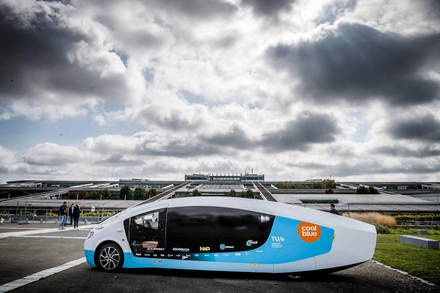 Renault präsentiert das solarbetriebene Haus auf Rädern