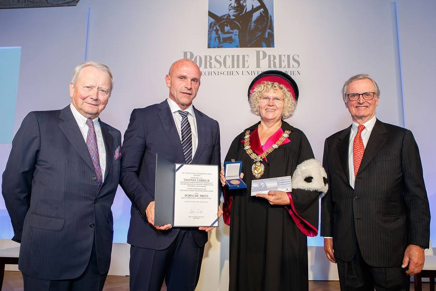 Porsche-Preis der TU Wien geht an VW/Porsche-Konzern